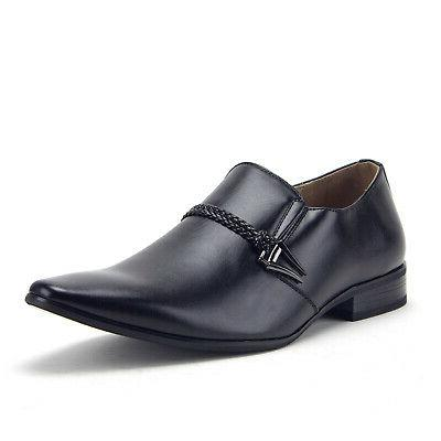 New Belted Dress Shoes