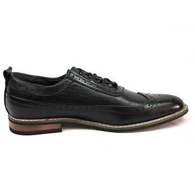 New Men's Dress Hill Lace Oxford
