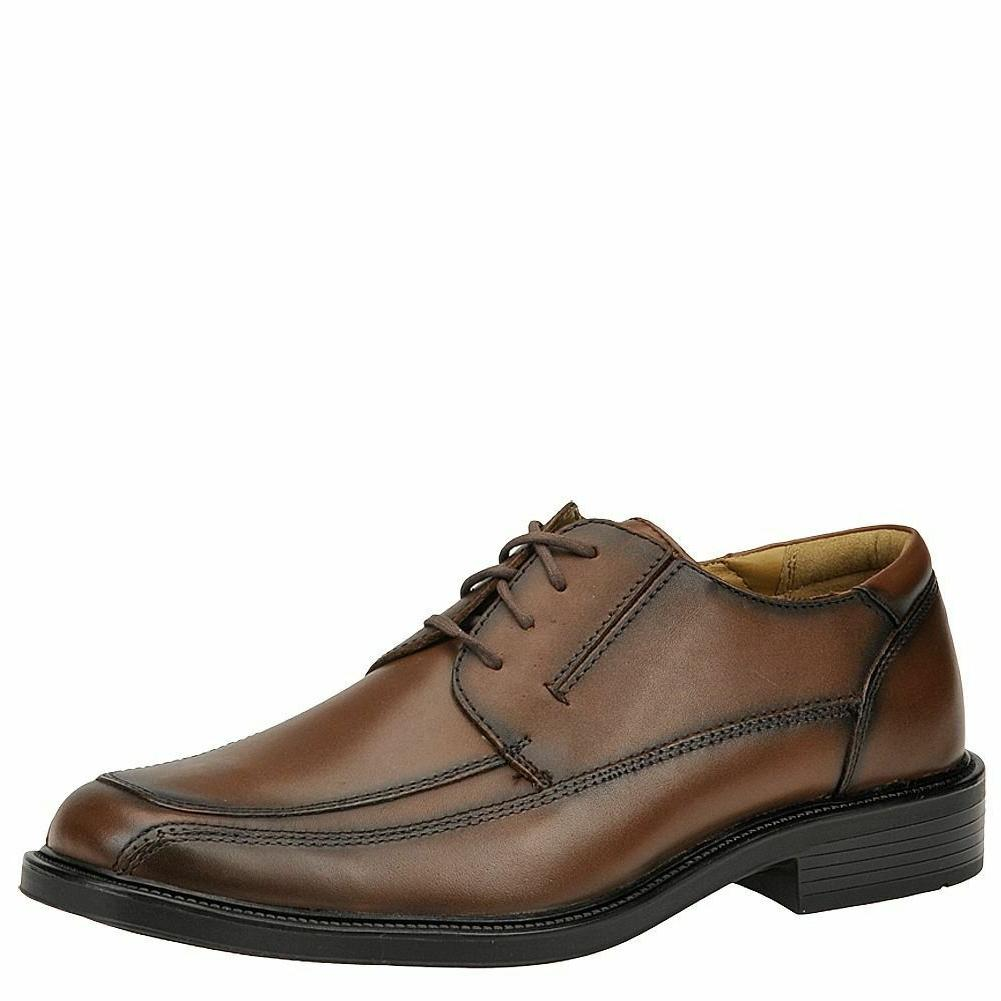 NEW Men's DOCKERS PERSPECTIVE 90-3173 TAN  Dress Shoes  Medi