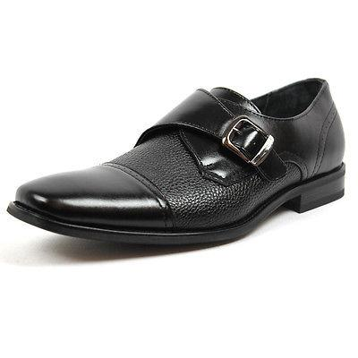 New Dress Shoes Toe Buckle Oxfords Modern