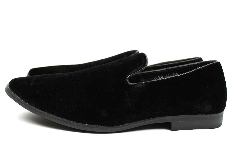NEW Alberto Dress Shoes Slip On Loafers Velvet Red Sparko