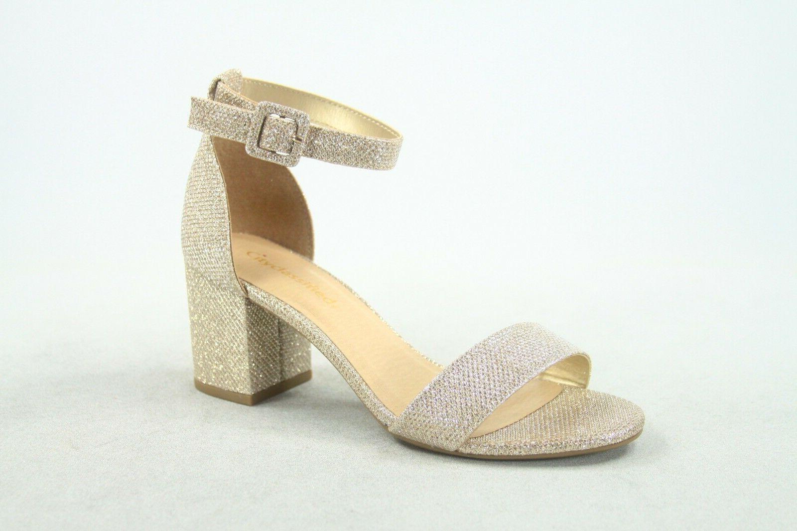 Strap Low Dress Sandal 5