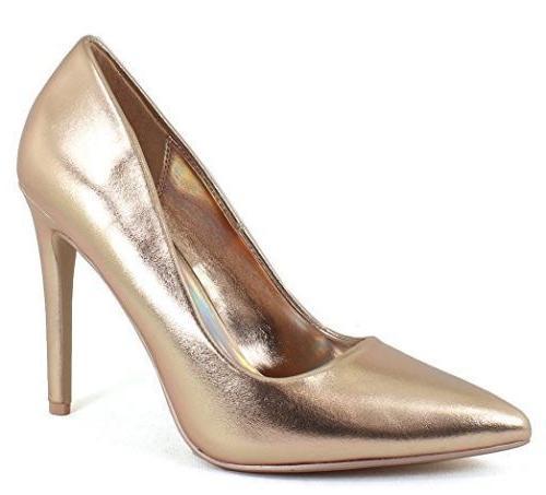 NEW Womens 19 Pointy Stiletto Size