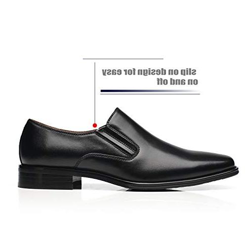 NXT On Plain Toe Shoes Men Formal Comfortable