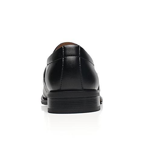NXT YORK Moc Toe Oxford Shoes Zapatos de Classic Business Dress Shoes …