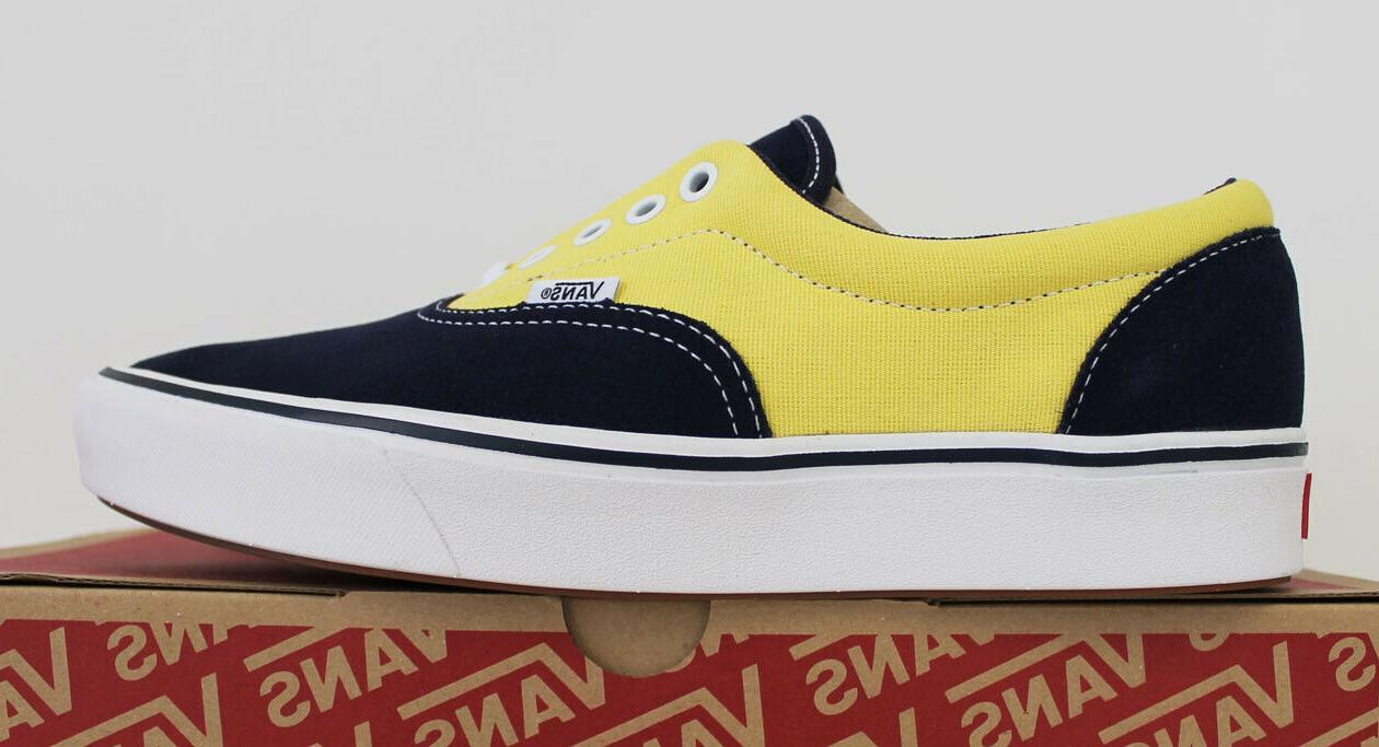 NIB Era Suede Blue Top Shoes skate