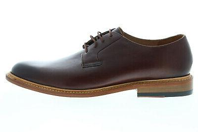 Bostonian 16 Soft Low 26137415 Mens Leather Plain Shoes 12