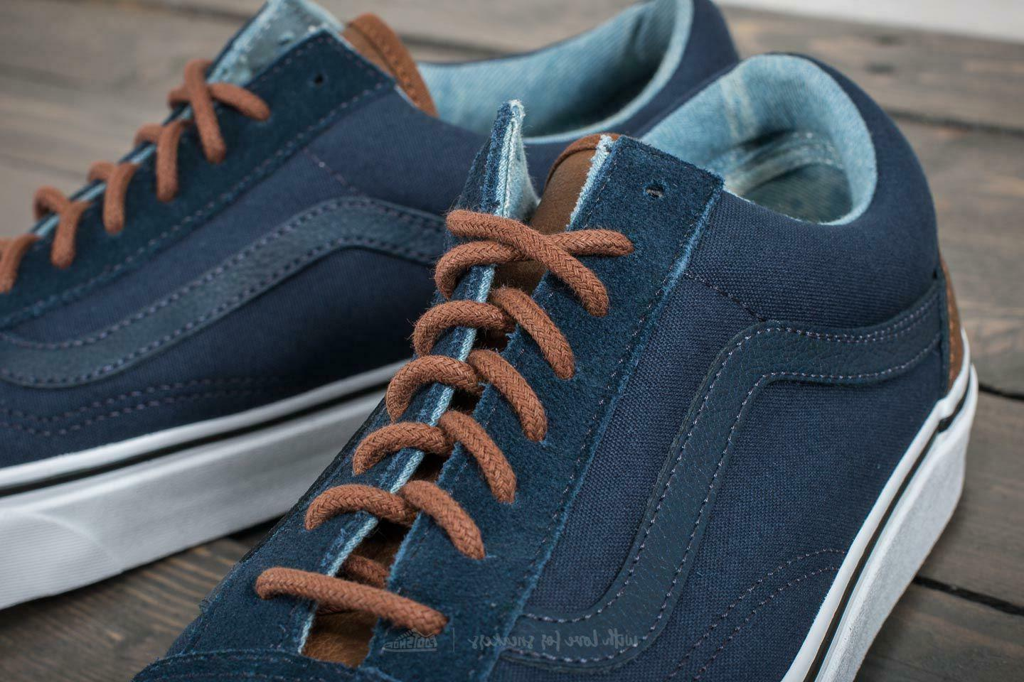 Vans Old Dress Blues/Acid Denim Classic Skate