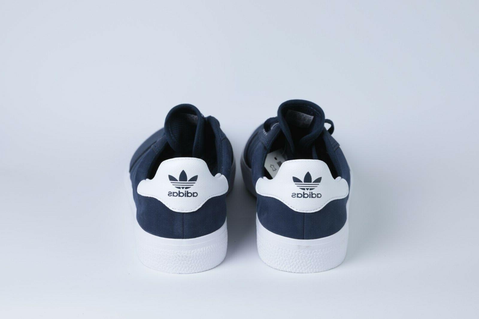 adidas Men's Regular Collegiate/White 11