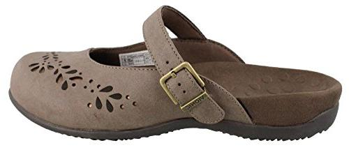 orthaheel technology rest midway womens mule