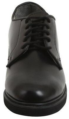 oxford dress shoes uniform leather black rothco 5085 various