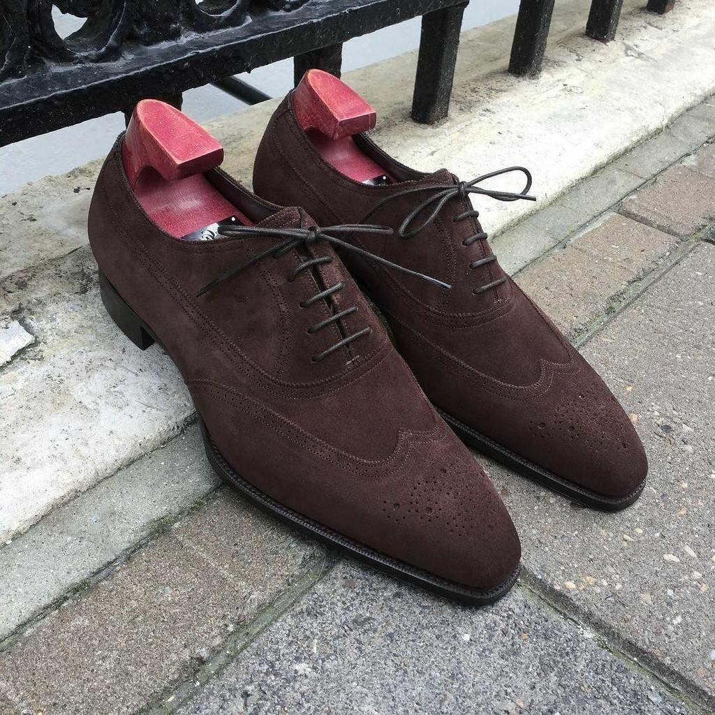 oxfords suede leather dress shoes casual formal