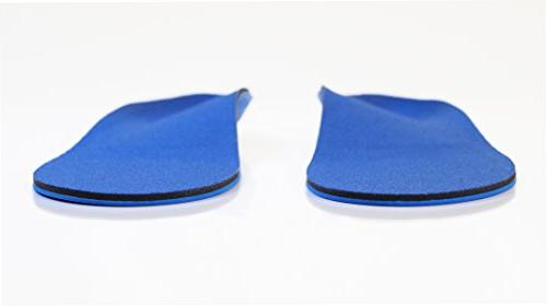 Powerstep Adult Pinnacle Inserts Blue Women's