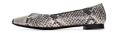 Toe Flat, Size M - Grey