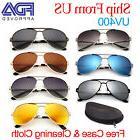 Shades Polarized Aviator Sunglasses for Women Men Vintage Dr