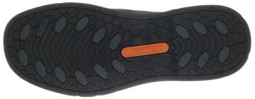 Merrell Men's Realm Moc Slip-On Shoe,Black,10