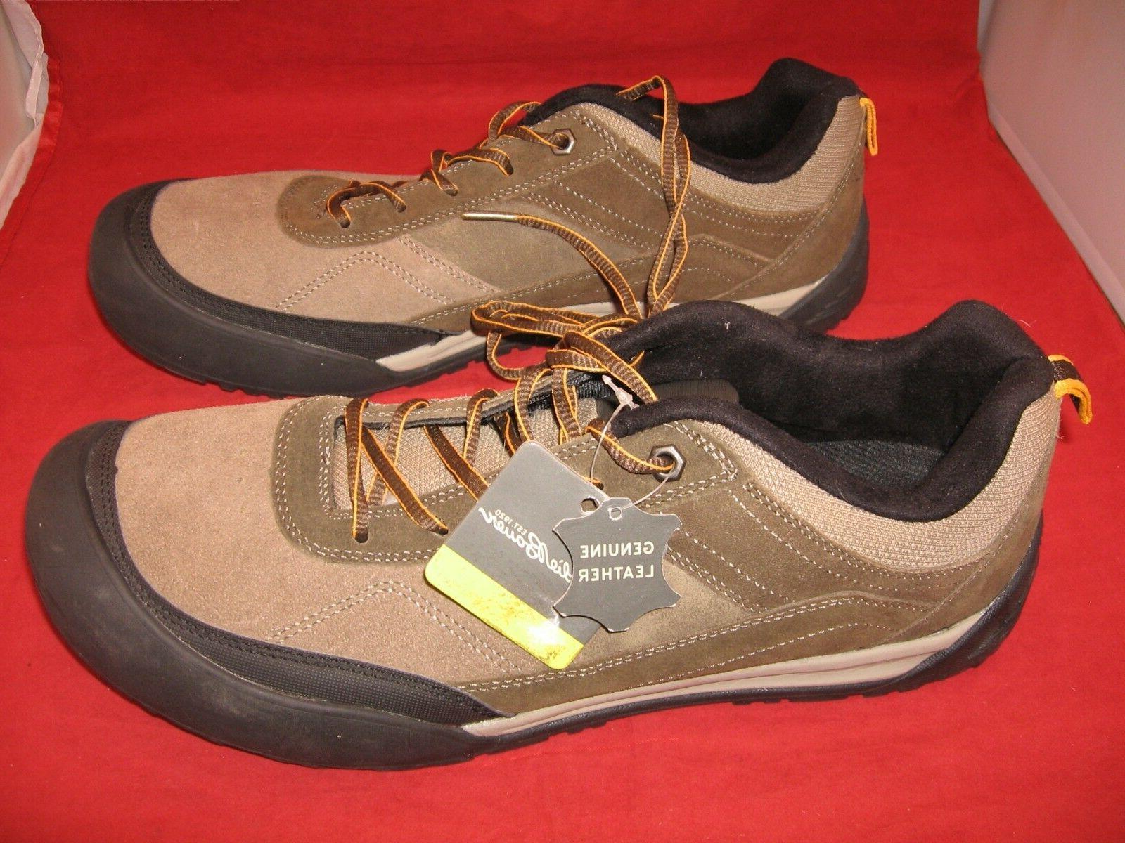rmk99 men s trenton hiking shoes suede