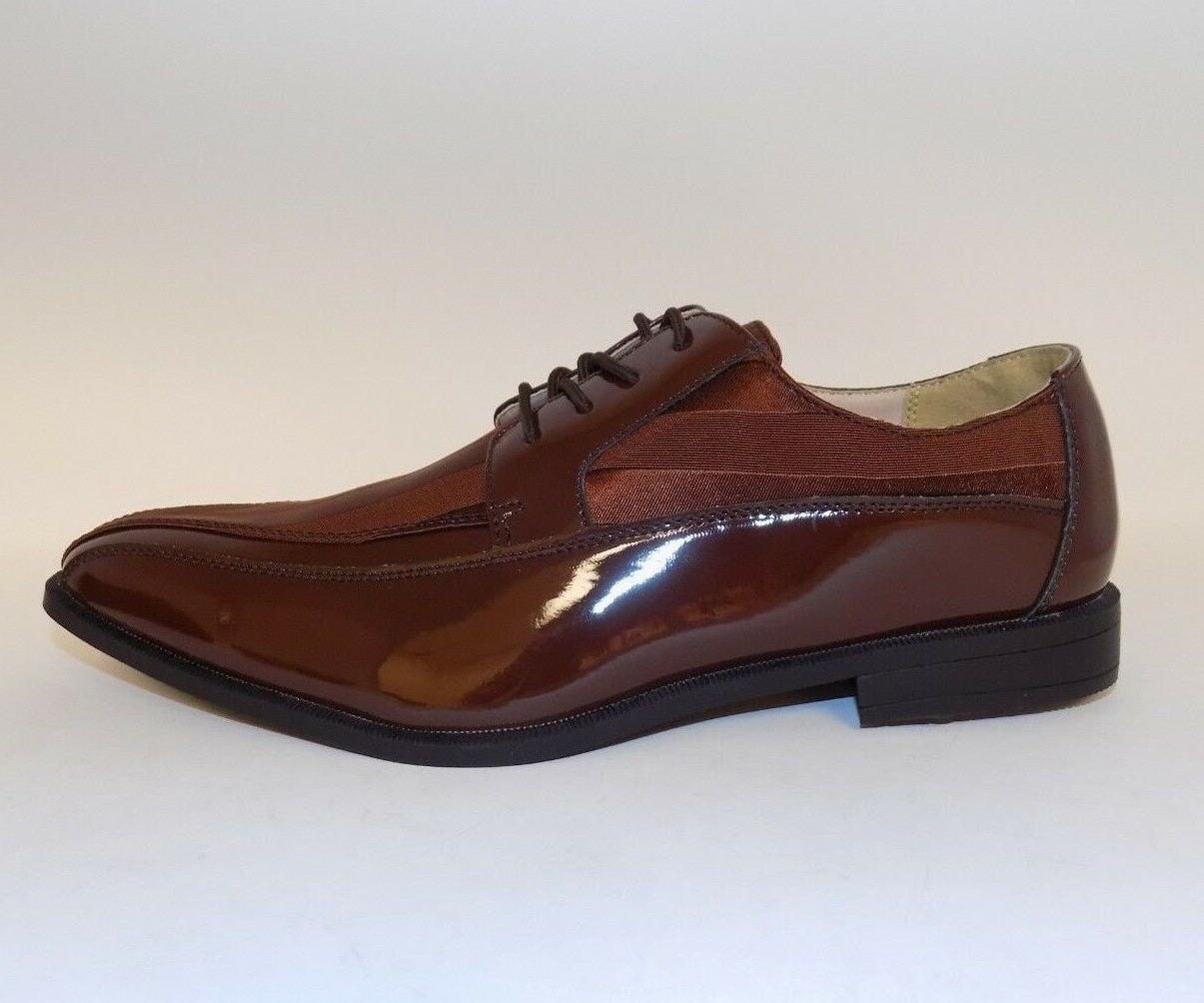 Stacy Adams Brown Up Oxford Shoes M