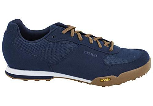 Giro Shoes Blue/Gum