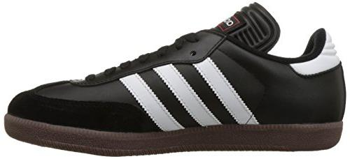 adidas Indoor 10 1/2 Black/White