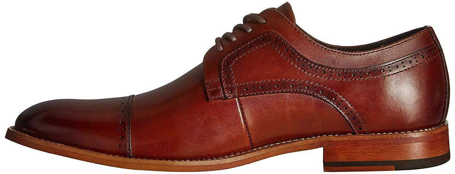 Stacy Adams Men's Cap-Toe Lace-up