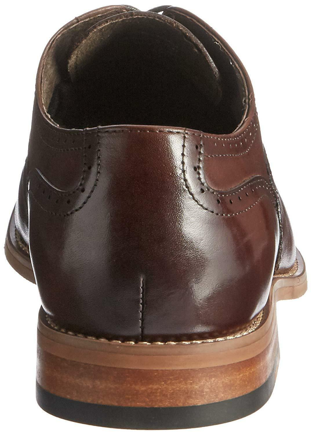 Stacy Adams Men's Dunbar Wingtip Lace-Up
