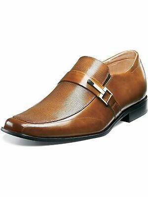 stacy beau moc toe leather dress shoes