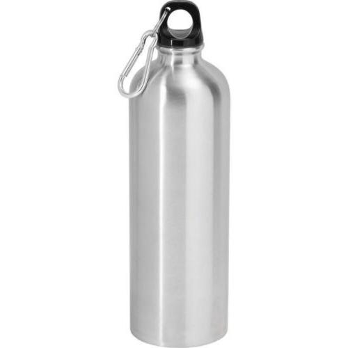 25oz Stainless Steel Sports WATER BOTTLE + Leak Proof Cap Gy