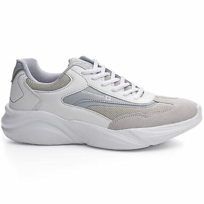 Alpine Mens Chunky Sneakers Dad