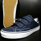 VANS STYLE 23 V CANVAS DRESS BLUES MEN'S SKATE SHOES // ERA