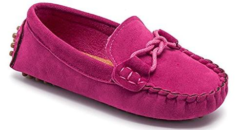suede leather loafer flats casual