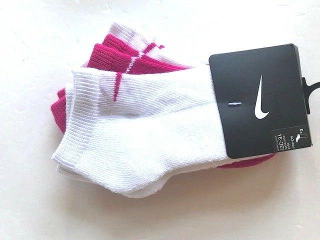 swoosh trio ankle socks