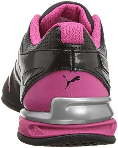 PUMA Tazon WN's fm Cross-Trainer Shoe, Black 9 M US