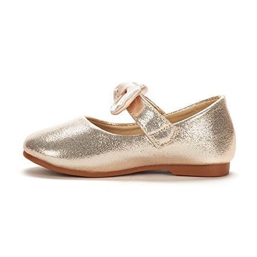 DREAM Gold Ballerina Flat Shoes 9 M