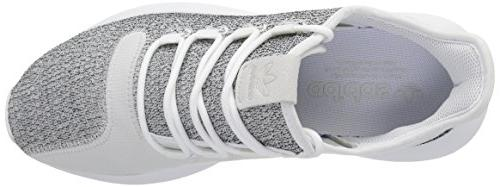 adidas Originals Men's Tubular Shadow Grey one/White, US