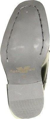VANGELO/TUX-5 Wrinkle Dress Shoes Black