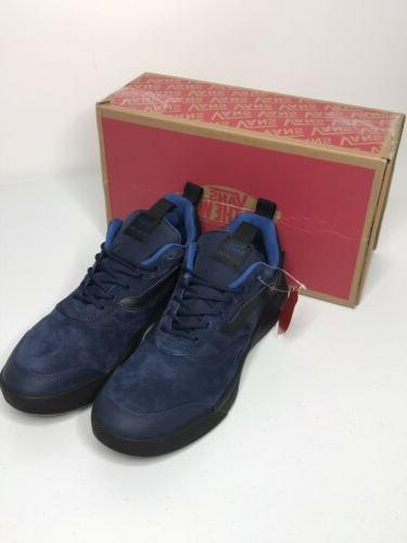 Vans ULTRARANGE Dress Blues/Black Men's Shoes 6.5 - Womens 8