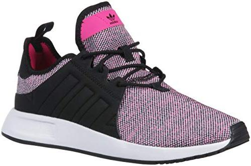 unisex x plr running shoe shock pink