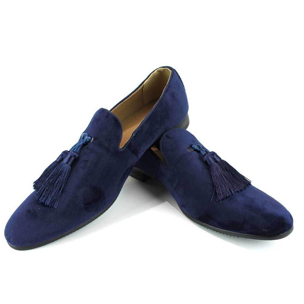 Velvet On Handmade Modern Mens Shoes AZAR