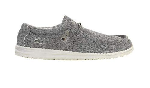 wally linen loafer
