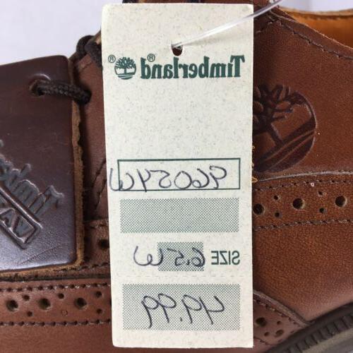 Timberland Wingtip Dress Shoes Men 96054w Waterproof 6.5 Wide