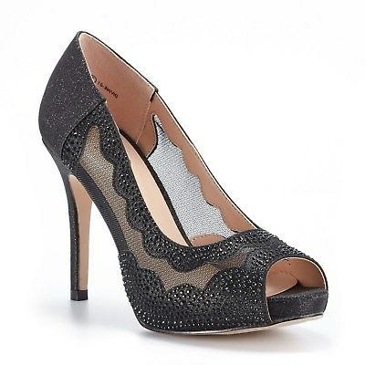 DREAM Women Peep High Sandals