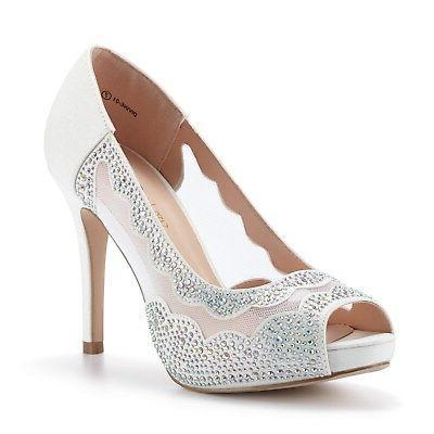 DREAM PAIRS Women Peep Sandals