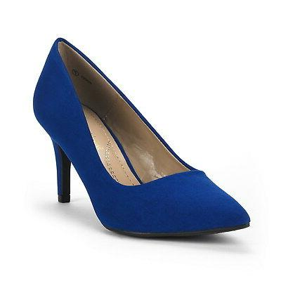 DREAM PAIRS Kucci Fashion High Heel Pumps Shoes