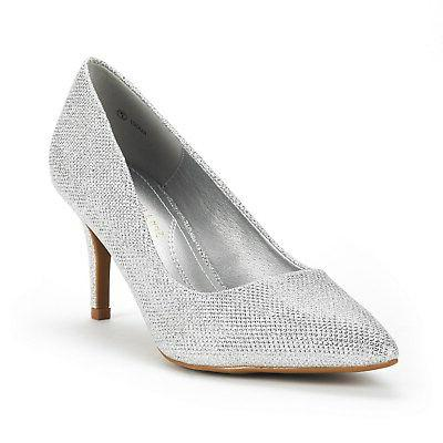 Fashion Wedding Toe High Shoes