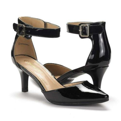 DREAM PAIRS Lowpointed Low Shoes