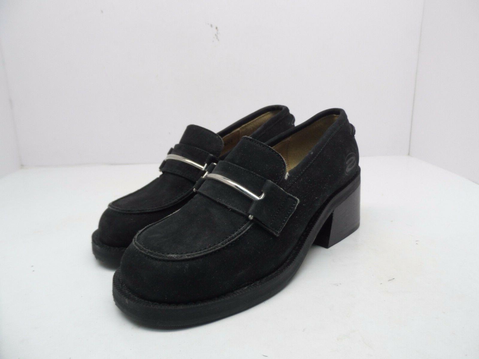 women s round toe casual dress shoe
