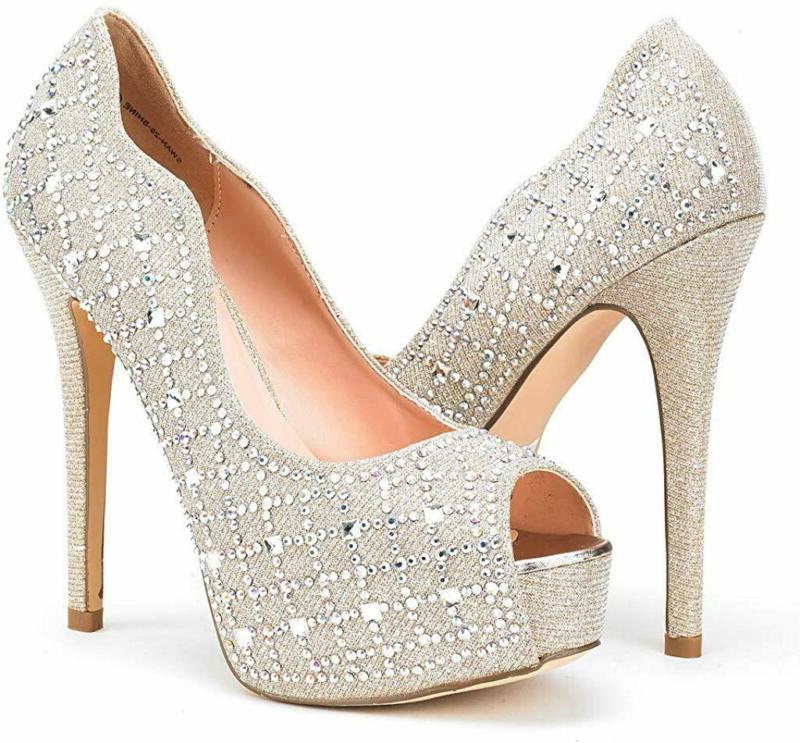 Dream Pairs Women'S High Pump Shoes