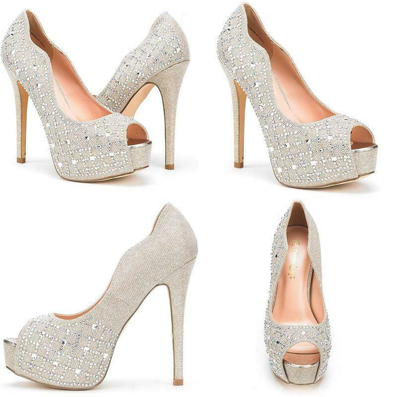 women s swan 25 high heels platform