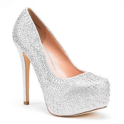 DREAM Women Classic 14 Colors Heel Dress Pump Shoes